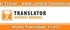 English to French & Spanish to French volunteer translator