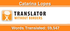 English to Portuguese & Spanish to Portuguese volunteer translator