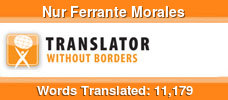 English to Spanish & Spanish to English volunteer translator