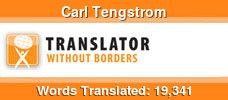 English to Swedish & German to Swedish & Finnish to Swedish volunteer translator