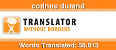 Translator without borders - badge