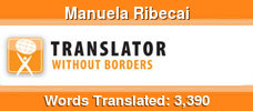 Italian to French & English to French volunteer translator
