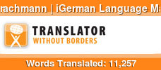 English to German volunteer translator