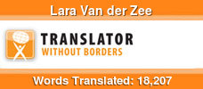 English to Dutch & German to Dutch volunteer translator