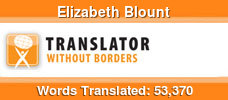 French to English & Dutch to English & Spanish to English volunteer translator