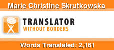 Swedish to English & Polish to English volunteer translator