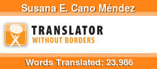 French to Spanish & English to Spanish volunteer translator